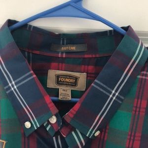 Other - Mens Foundry button down